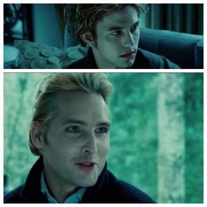 Jasper and Carlisle