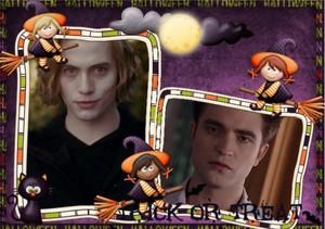 Jasper and Edward