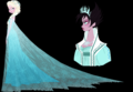 Jealousy Elsa