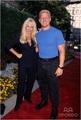 Jeff Jarrett & Debra candid 99'