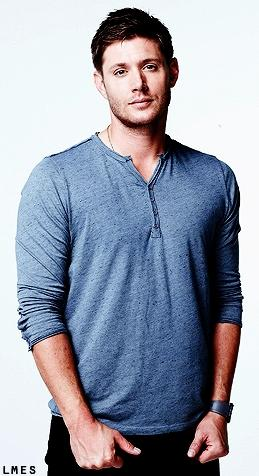 Jensen Ackles wallpaper probably containing a leisure wear and a workwear entitled Jensen Ackles | New Photoshoot ❤