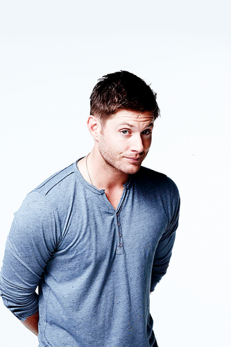Jensen Ackles wallpaper probably containing a leisure wear entitled Jensen Ackles | New Photoshoot ❤
