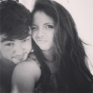Jesy's New Instagram Picture with Jack ♥