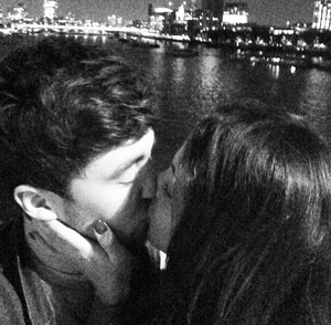 Jesy's New Instagram Picture with Jake ♥