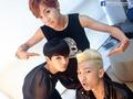 Jhope~Jungkook~Rapmonster hotties❤❥