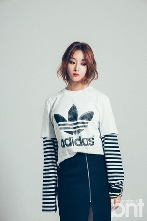 Jieun for 'International bnt'