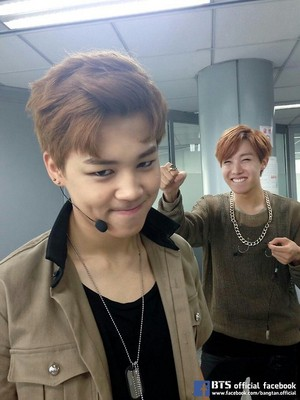 Jimin~J-hope hotties❤❥