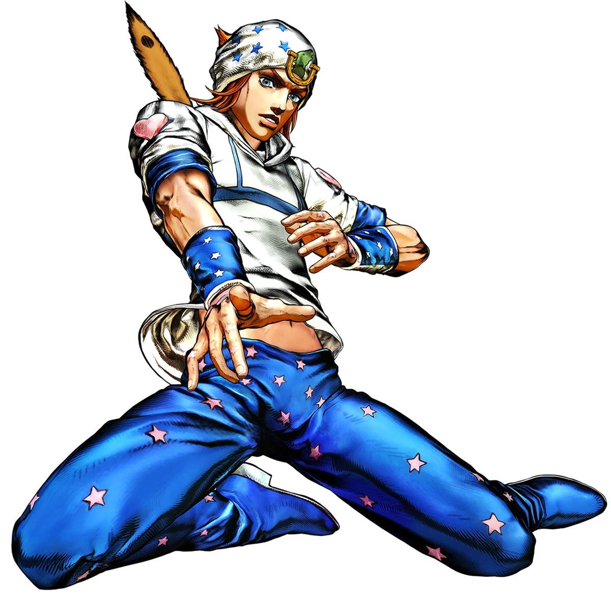 Johnny joestar wallpaper