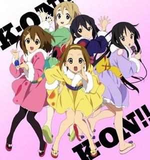 K-ON! pics<3