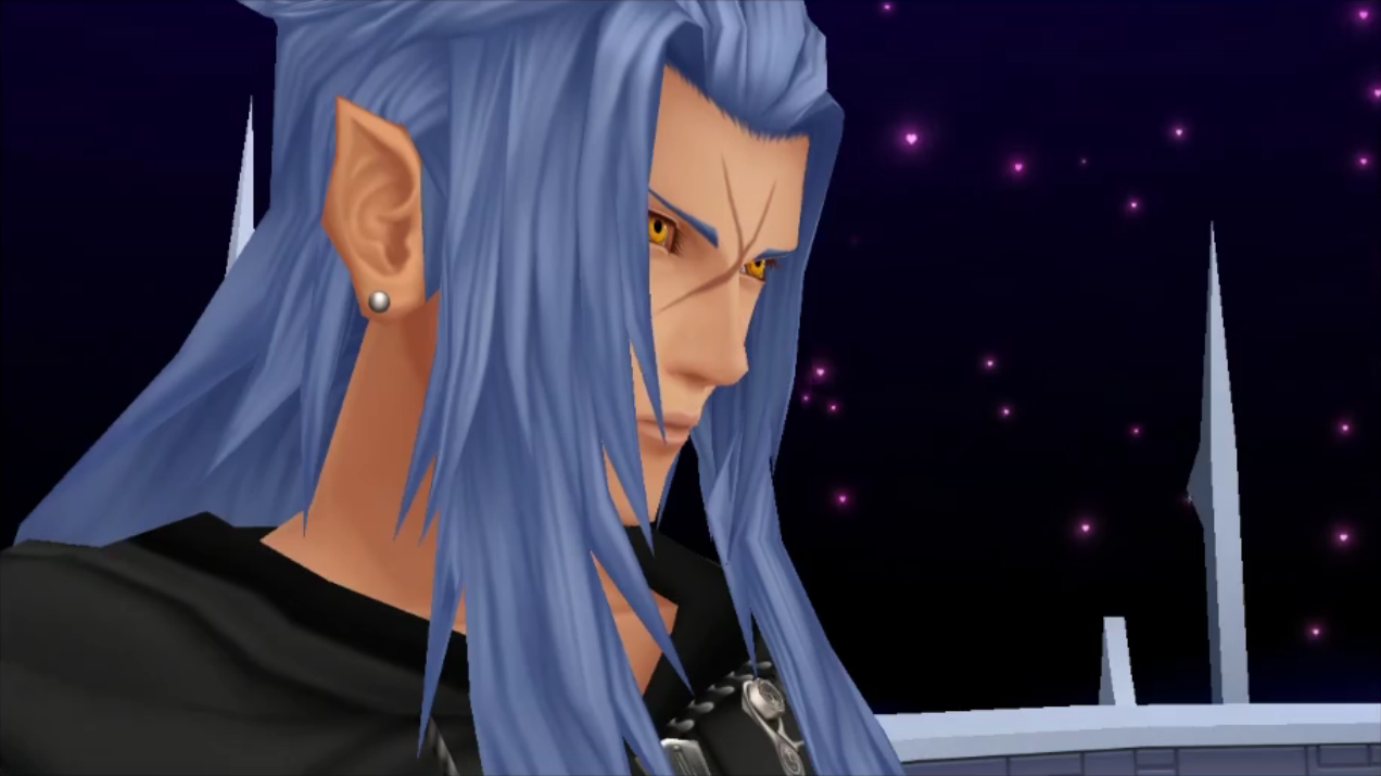Pics Photos - Kingdom Hearts Saix
