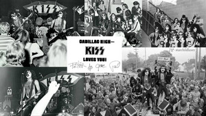 KISS...Cadillac, Michigan... October 10, 1975