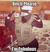 Kakashi's Fabulous