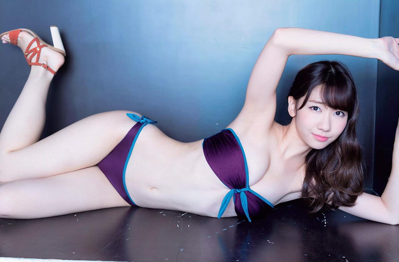 Kashiwagi Yuki Flash