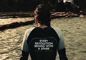 Katniss Everdeen | Catching fuoco