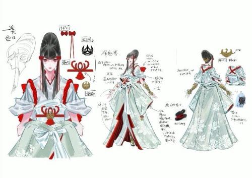 Kazumi Mishima | Concept Art Von Mari Shimazaki