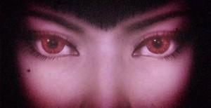 Kazumi eyes.