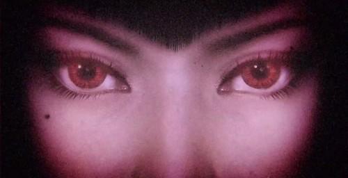 Tekken wallpaper called Kazumi eyes.