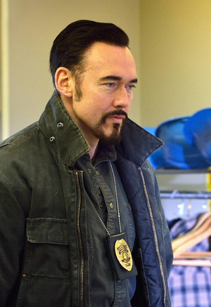 Kevin Durand as Vasiliy Fet in The Strain - 1x05 - Runaways