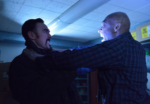 Kevin Durand as Vasiliy Fet in The Strain - 1x06 - Occultation