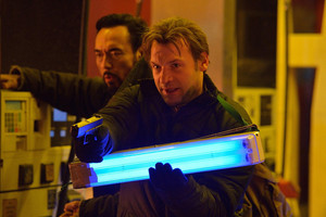 Kevin Durand as Vasiliy Fet in The Strain - 1x08 - Creatures of the Night