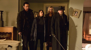 Kevin Durand as Vasiliy Fet in The Strain - 1x09 - The Disappeared
