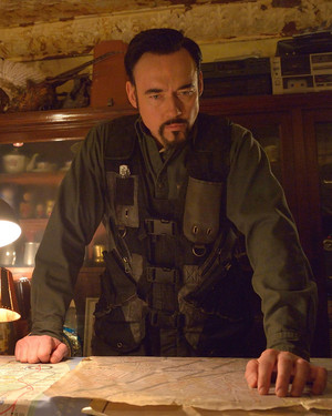 Kevin Durand as Vasiliy Fet in The Strain - 1x12 - Last Rites