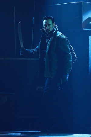 Kevin Durand as Vasiliy Fet in The Strain - 1x13 - The Master
