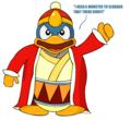 King Dedede - kirby fan art