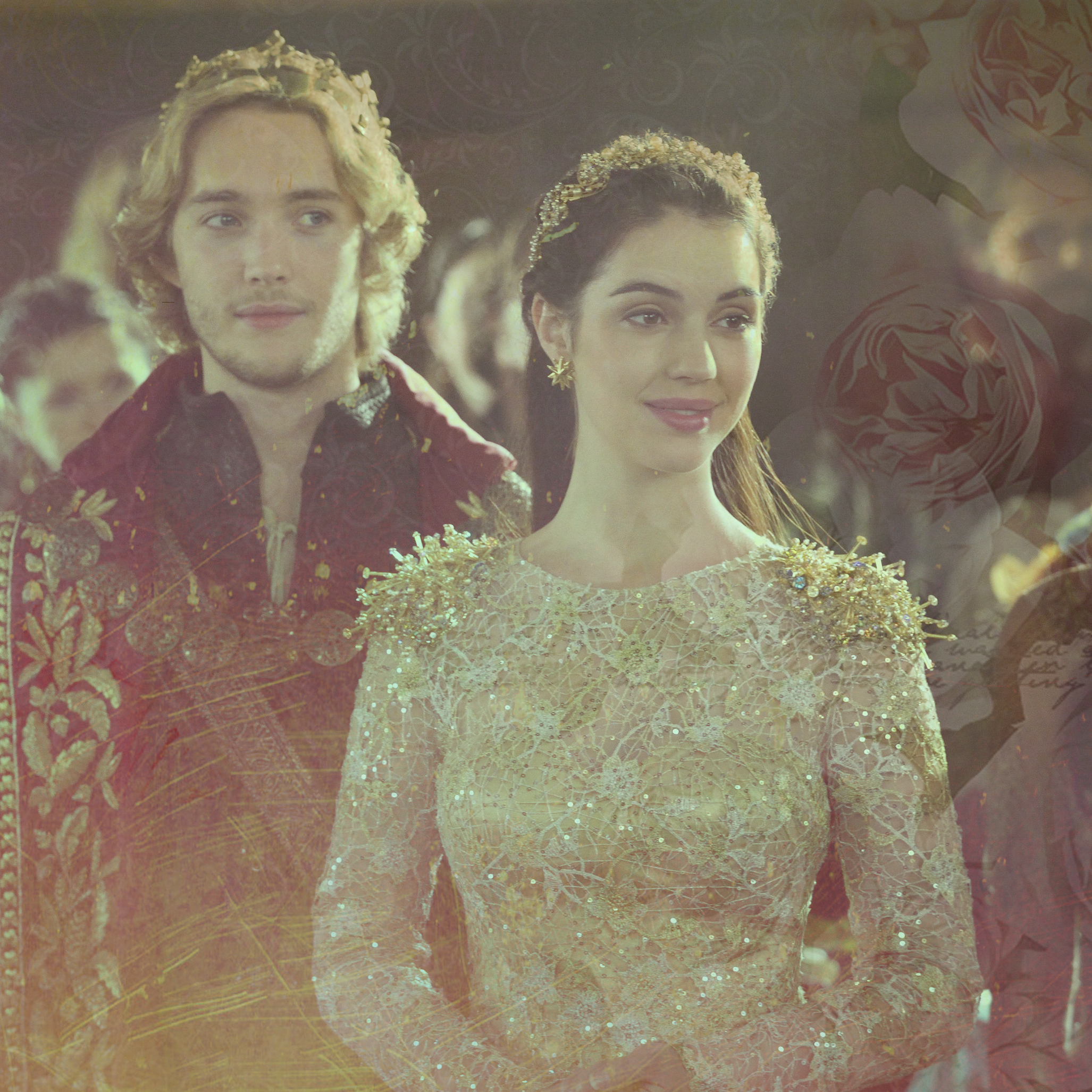 Reign tv Show Mary And Francis Reign-tv-show Fan Art