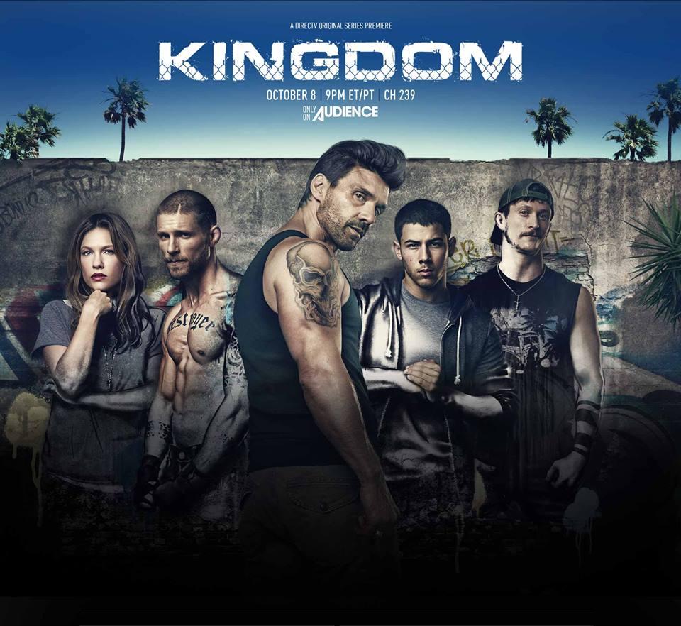 Kingdom (2014 TV Series) Images Kingdom TV Series HD