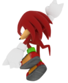 Knuckles The Echinda - knuckles-the-echidna fan art