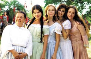 La casa de las siete mujeres