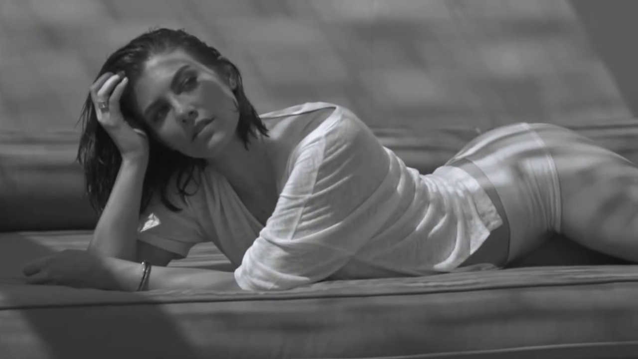 Lauren Cohan GQ Photoshoot 2014