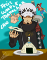 Law birthday - trafalgar-law fan art