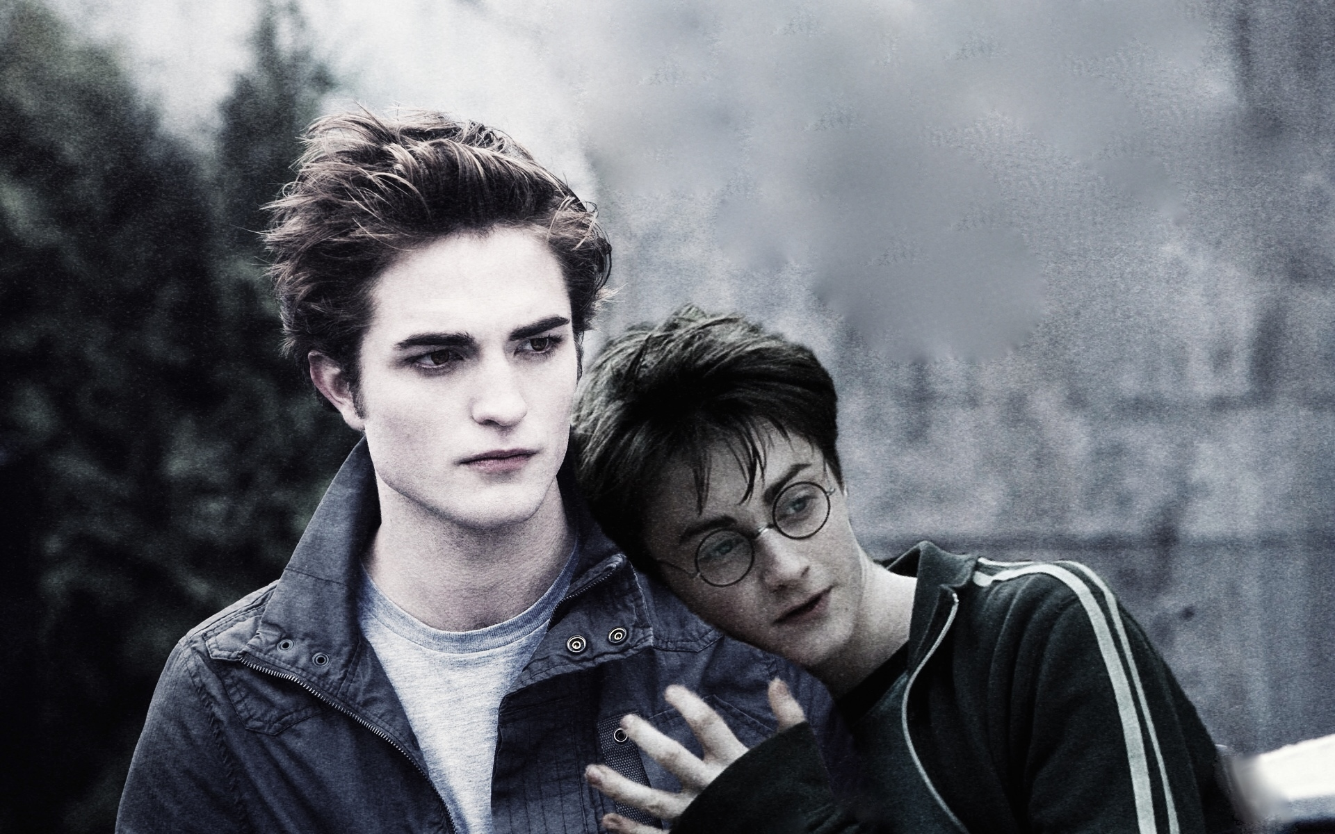 Top Wallpaper Harry Potter Twilight - Lean-On-Me-edward-cullen-and-harry-potter-37692811-1920-1200  Gallery_111089.jpg