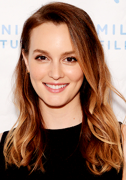 Leighton Meester attends the premiere for 'Like Sunday, Like Rain
