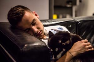 Liam and Loki
