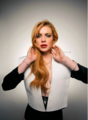 Lindsay Lohan photographed by Brian Ziff for the Spring 2014 issue of Kode Magazine. - lindsay-lohan photo