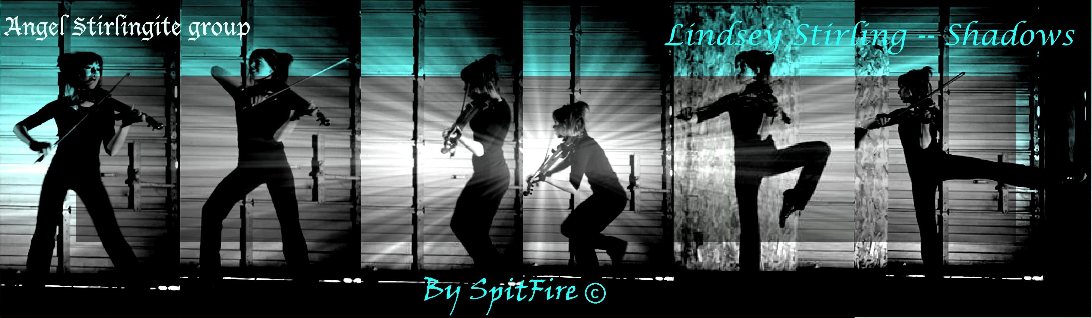 Lindsey Stirling shadows