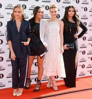 Little Mix at the BBC Radio 1 Teen Awards 2014