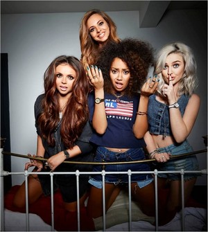 Little Mix's new facebook icono