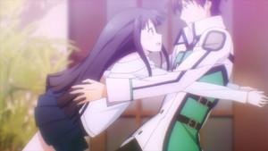愛 this scene