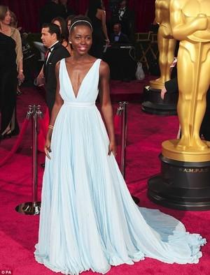 Lupita Nyong'o Oscars