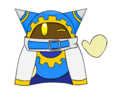 Magolor from kirby return to dreamland