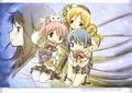 Mahou Shoujo Madoka Magica - mahou-shoujo-madoka-magica wallpaper