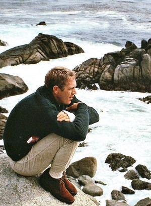 McQueen by the sea