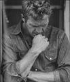 McQueen denim shirt - steve-mcqueen photo