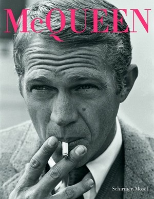 McQueen with cigarette