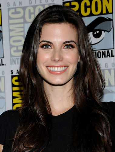 Physical Beauty wallpaper possibly containing animê and a portrait entitled Meghan Ory