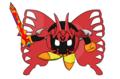 Meta Knight's beta design  - kirby fan art